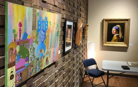 Schuster Gallery open for Gannon family to appreciate
