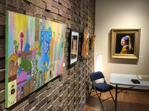 Schuster Gallery open for Gannon family to appreciate