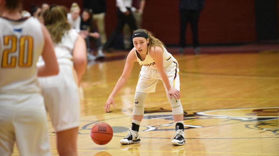 Boston McKinney, a junior education major and a member of the women's basketball team, made the list of ADA academic award winners for the 2019-2020 academic year.
