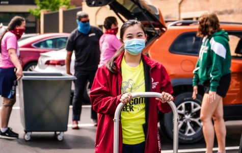 Student leaders train amid ongoing pandemic