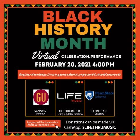 Campus celebrations set for Black History Month