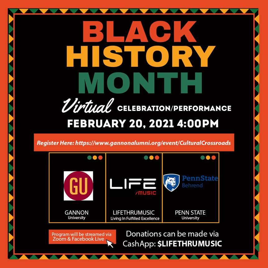 Campus celebrations set for Black History Month