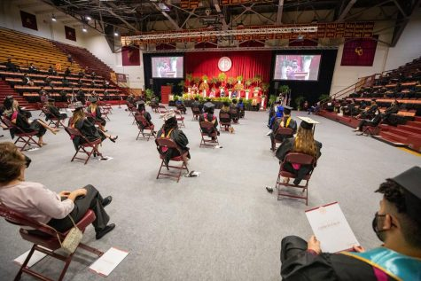 Commencement set to take place in person
