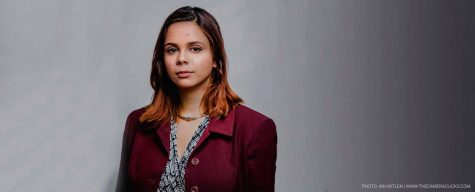 Samantha Fuentes, 20, was a senior at Marjory Stoneman Douglas High School when a gunman opened fire on Feb. 14, 2018. Fuentes was shot in the leg and further injured by shrapnel in her face and legs, some of which could not be safely removed. She uses her traumatic experience to prevent others from experiencing gun violence, speaking to groups to raise awareness and discuss gun violence and the trauma that ensues from it.