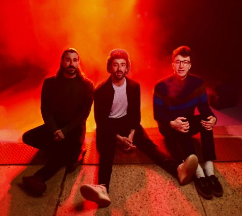 AJR is an alternative, indie-pop band made up of brothers Adam, Jack and Ryan Metzger.