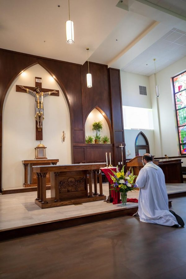 Renovated Chapel marks fresh beginning