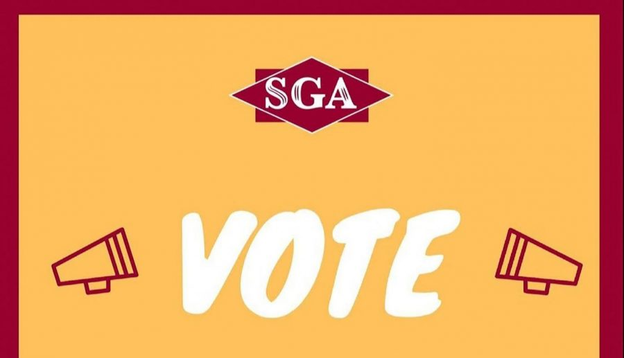 Student body elects new SGA executive board