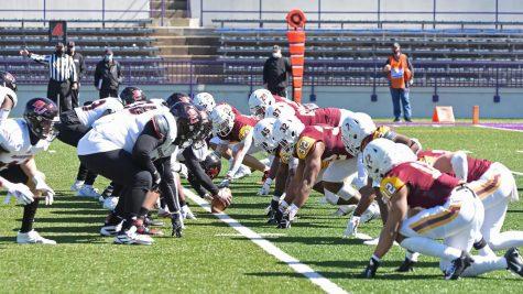 Football team prepares for exciting 2021 season
