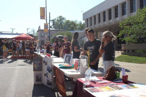 The IgKnight Fair is one of the many events that were unable to occur last year, but did this year.