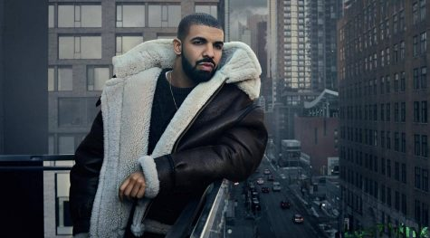 Drake, pictured above, released his highly anticipated album last week.
