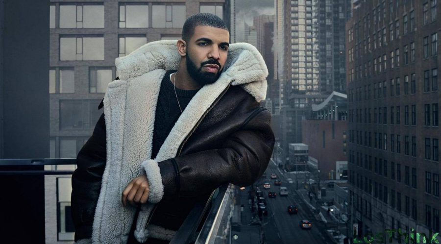 Drake%2C+pictured+above%2C+released+his+highly+anticipated+album+last+week.