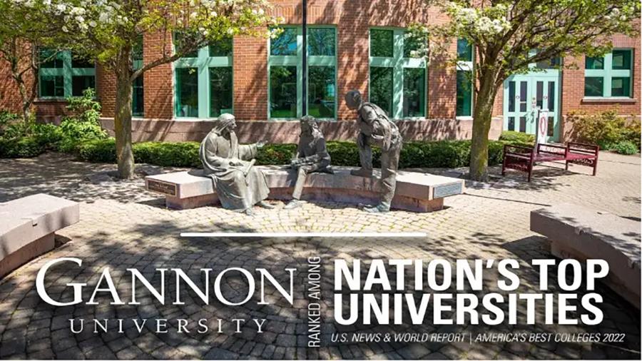 Gannon makes 'Americas Best Colleges' List