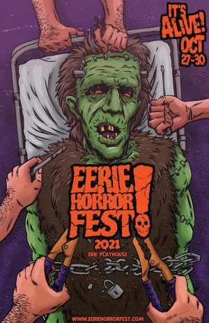 Eerie Horror Fest returns to Erie for a fourth year