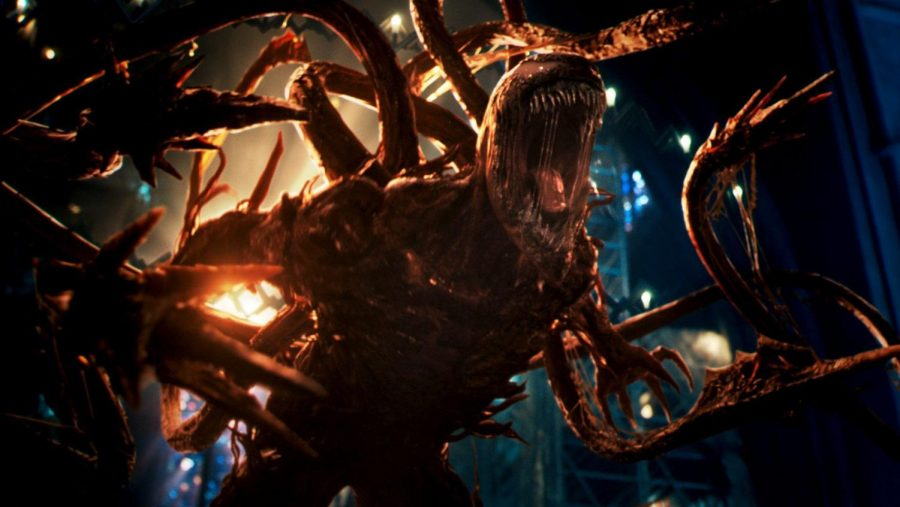 Anything but carnage for 'Venom' sequel's opening week